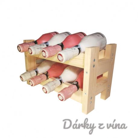 Valentýnská mini vinotéka S